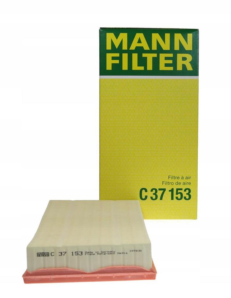 Filtro de aire filtro nuevo Mann-Filter C 35 011