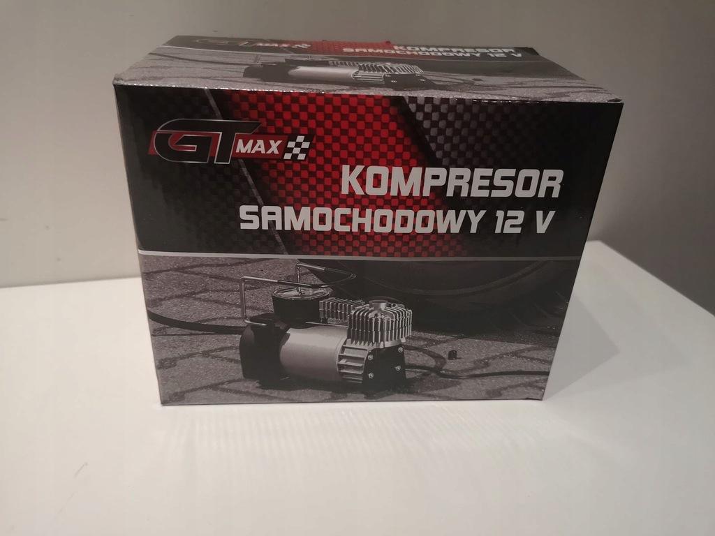 GT MAX KOMPRESOR SAMOCHODOWY 12 V