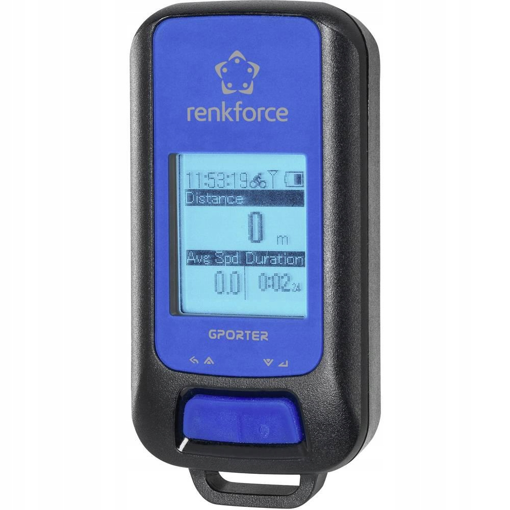 Lokalizator, rejestrator GPS Renkforce GP-102 20h