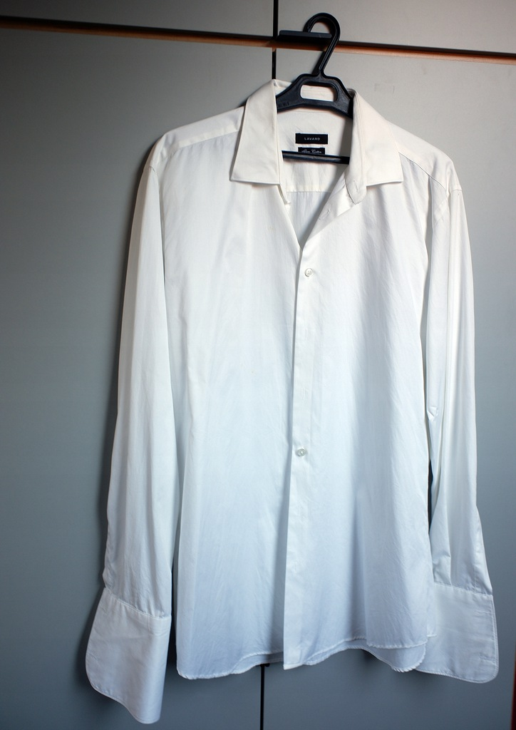 Koszula męska Lavard ślubna 7904904355 oficjalne  c0svl