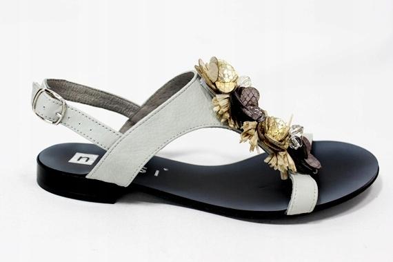 Sandały Nessi 18378 r.40