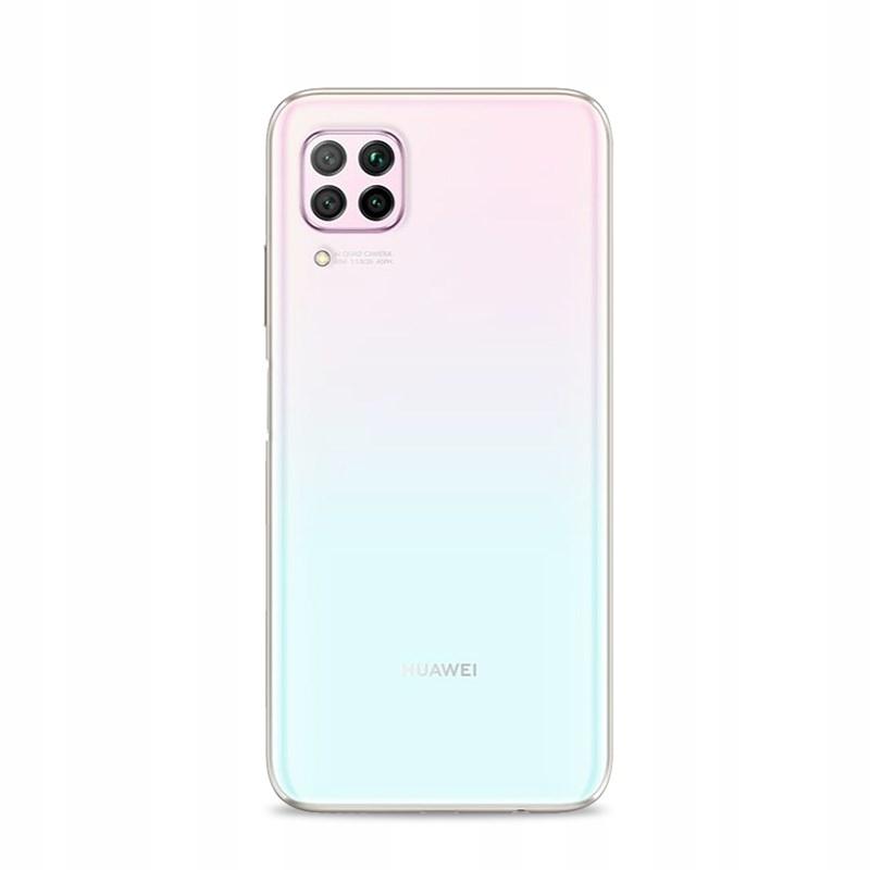 PURO 0.3 Nude - Etui Huawei P40 Lite (przezroczyst