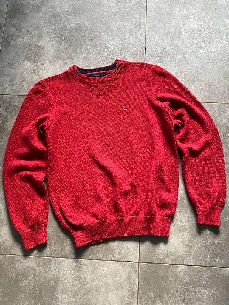 TOMMY HILFIGER sweter r.M BDB