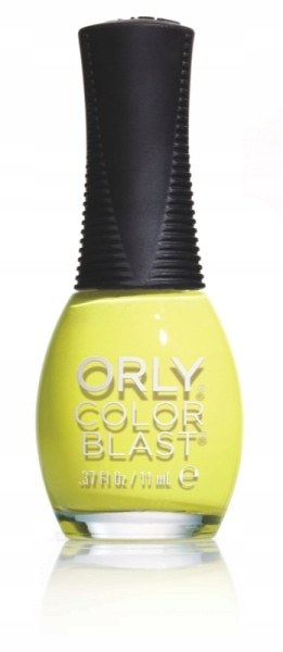 ORLY Color Blast Tennis Ball Neon