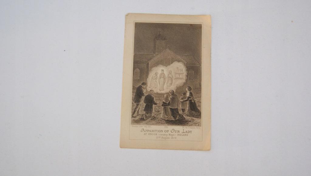 objawienie Matki Boskiej w Knock IRELAND 1879