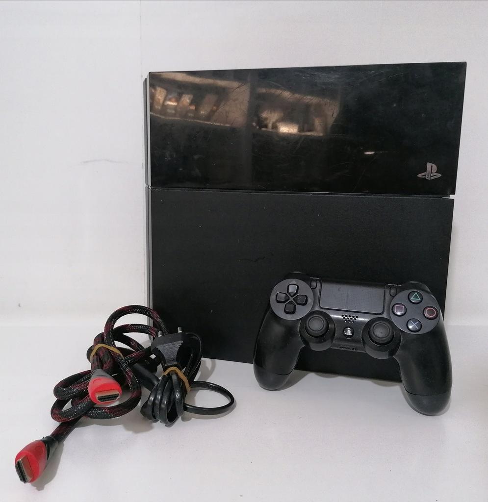 KONSOLA PLAYSTATION 4 PS4 CUH-1116A + PAD