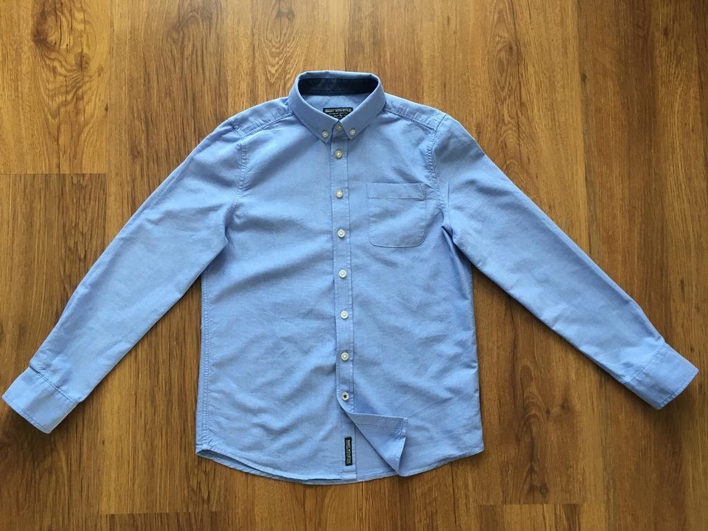 koszula C&A dla chłopca rozm. 152 bawełna