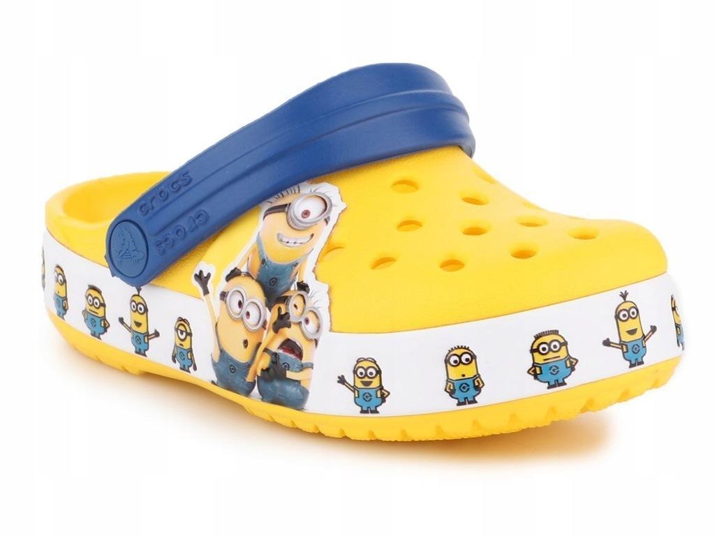 Buty Crocs Fun Lab Minions 205512 r.EU 23/24