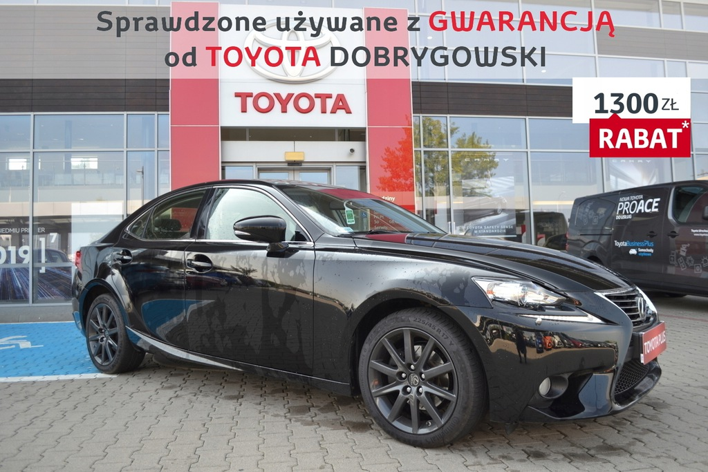 Lexus IS 250 Elite, Gwarancja, Oferta Dealera