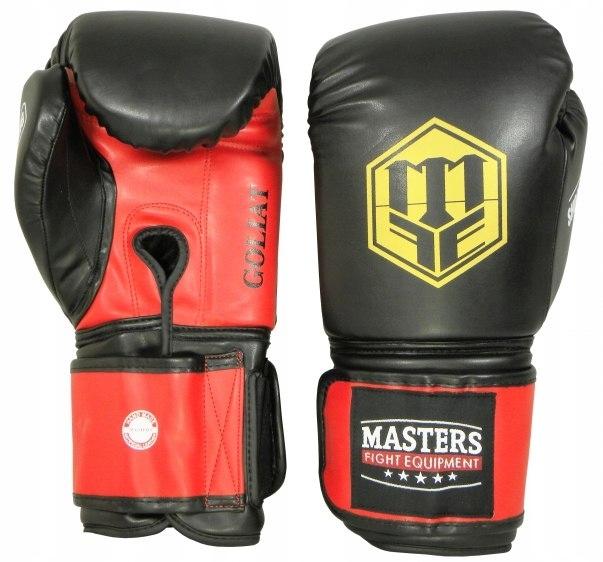 Rękawice bokserskie GOLIAT 16 oz - RPU-16G-A