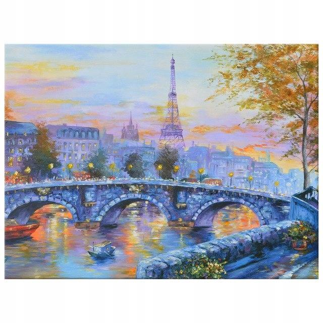 ObrazAlejka w Paryżu40x30cmPromo!