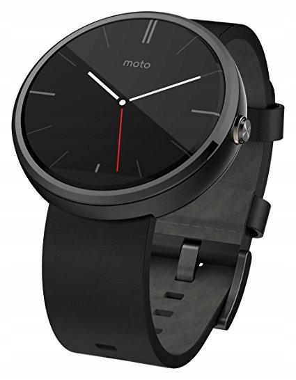 Moto 360 gen 1 Smartwatch Zegarek