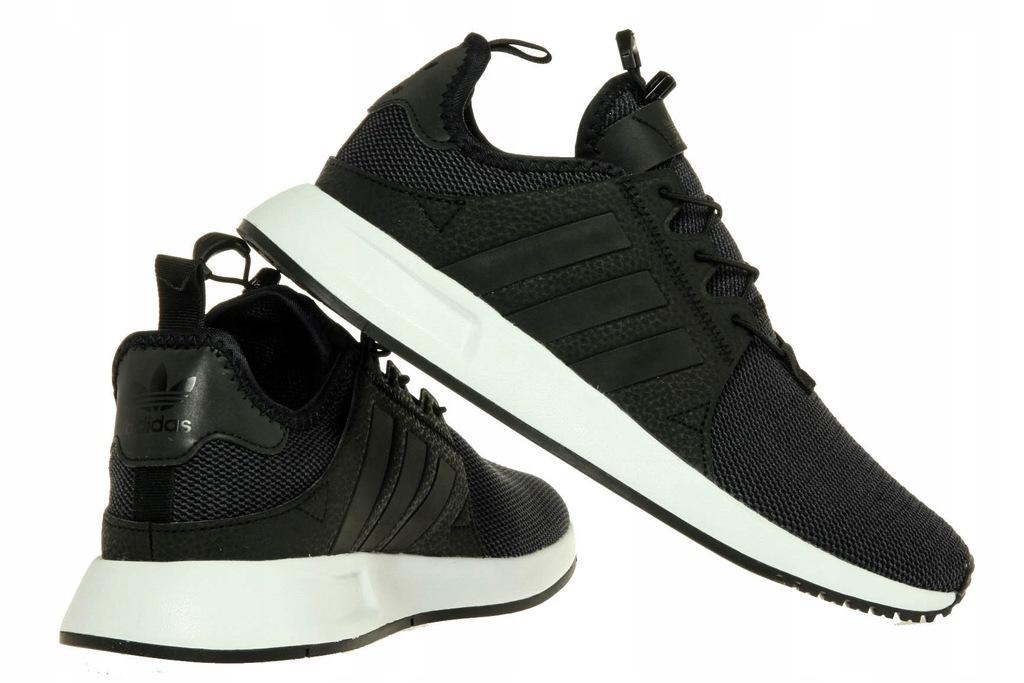 Buty adidas X_PLR J czarne BY9879 damskie r.35,36.5,37,38