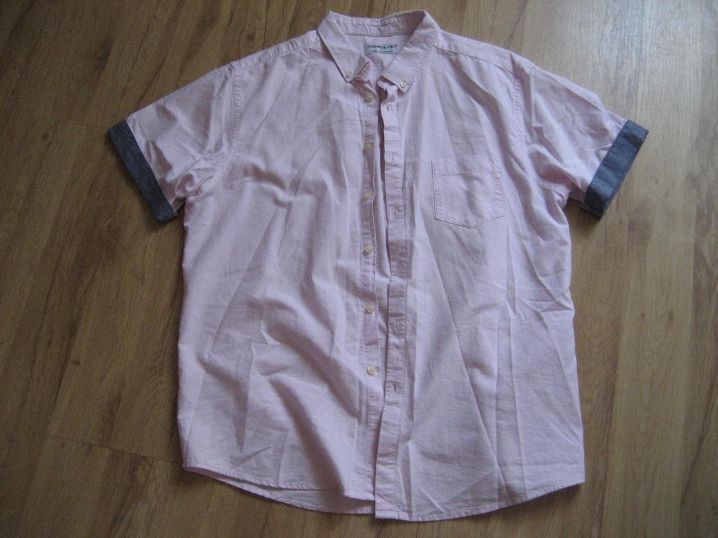 Cedar Wood State - koszula krótki rękaw XL