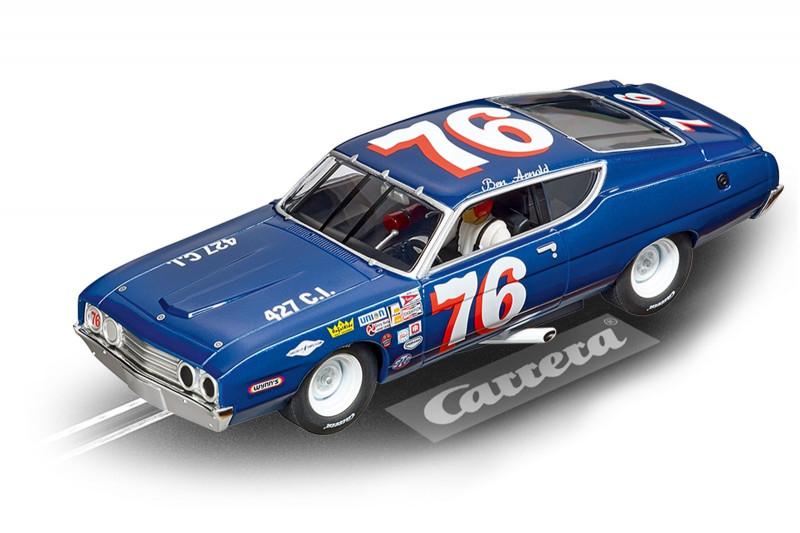 Auto Ford Torino Talladega No.76, 1970