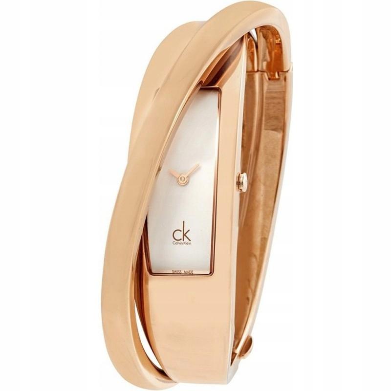 Calvin Klein K2J23601 - Złoty damski zegarek