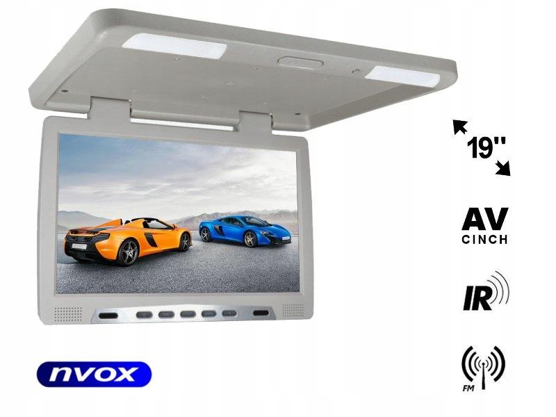 Monitor podwieszany podsufitowy LCD 19cali cali