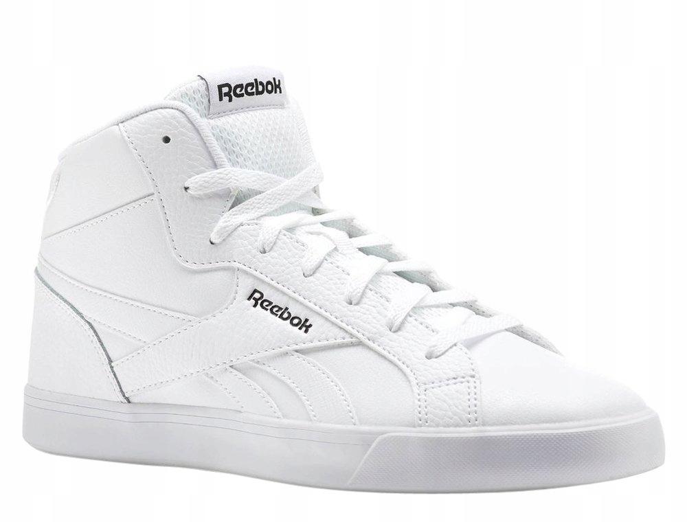 Buty męskie za kostkę Reebok Classic skórzane 42 Ceny i