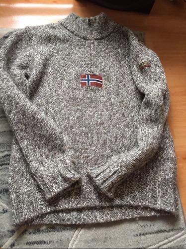 napapijri sweter rozmiar M