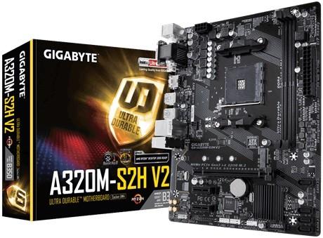 Płyta główna A320M S2H V2 B350 AM4 2DDR4 HDMI