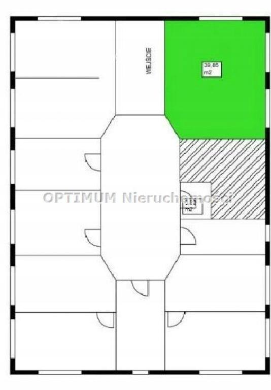 Komercyjne, Bydgoszcz, Bielawy, 40 m²