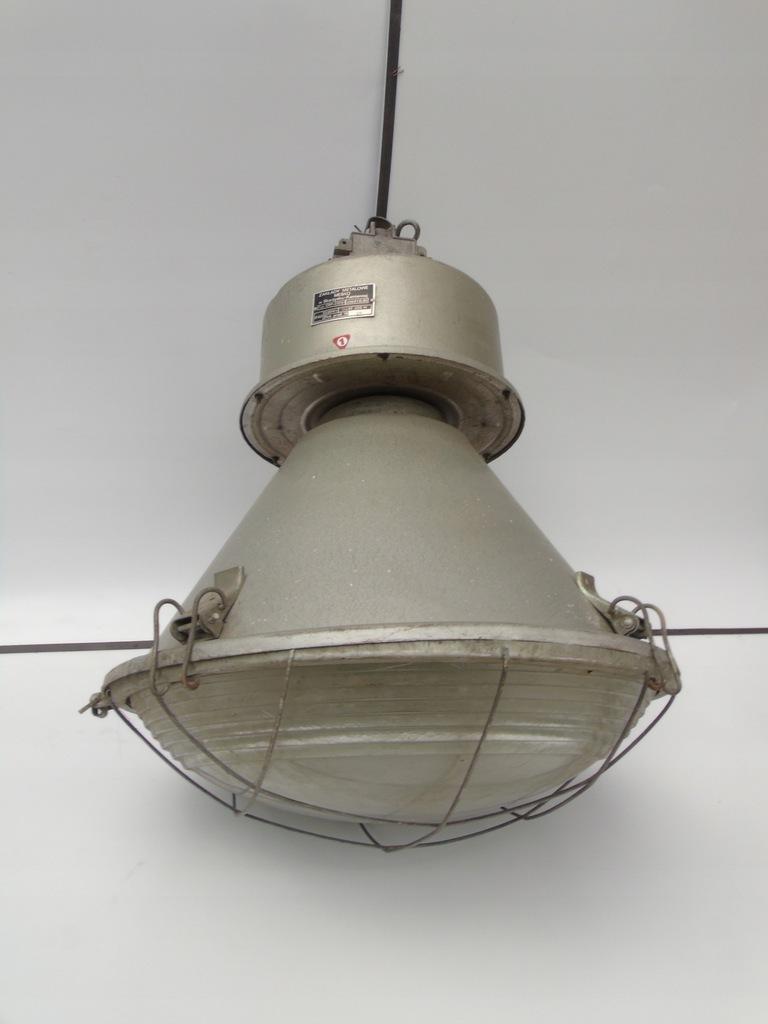 Polska lampa Fabryczna 88 rok
