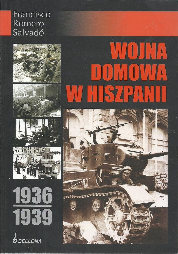 Wojna Domowa w Hiszpanii 1936-1939 Salvado