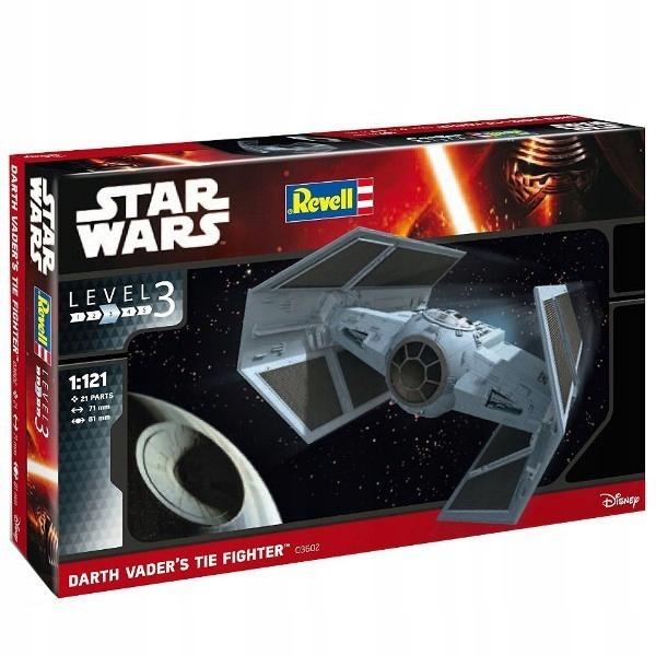 Star Wars Dath Vaders tie fighter