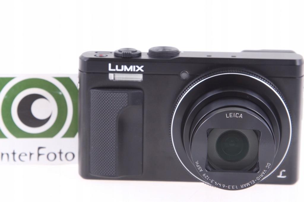 Panasonic Lumix DMC-TZ80 30x Leica Zoom Wi-Fi TZ81