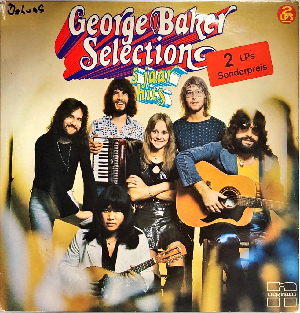 2LP GEORGE BAKER SELECTION 5 JAAR HITS