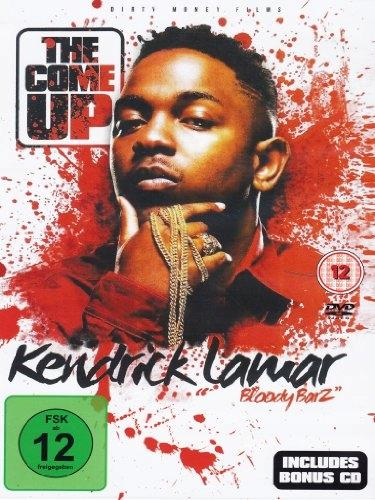 DVD Kendrick Lamar Bloddy Barz:.. -Dvd+Cd-