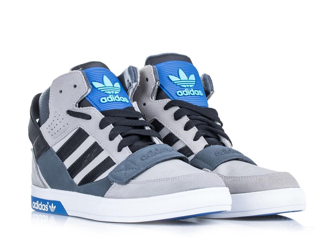 Buty męskie Adidas Hard Court Q22069 r.42D2