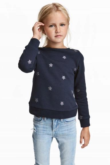 H&M NOWA bluza 134/140