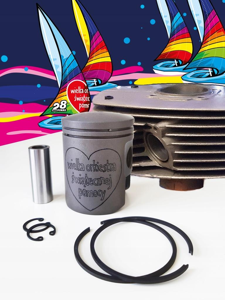 WSK 175 zestaw cylinder R1 od ALIEN ENGINEERING