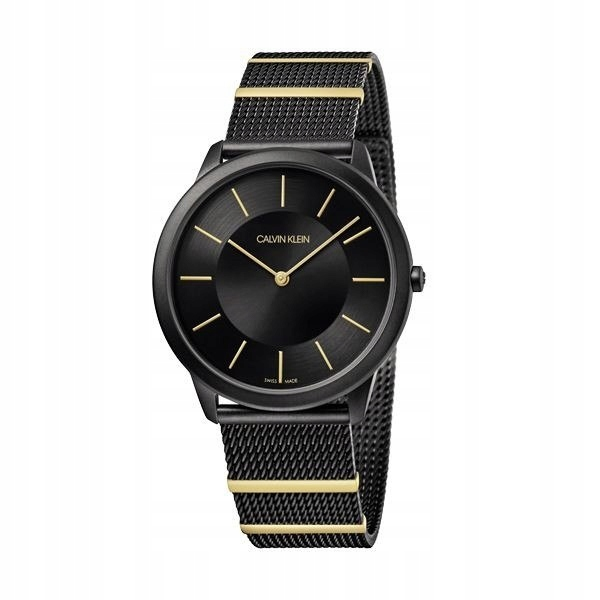 CK CALVIN KLEIN NEW COLLECTION WATCHES Mod. K3M514