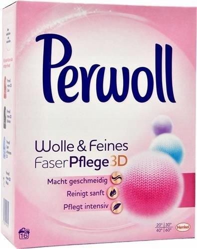 Perwoll 880 g 16 prań Proszek do wełny i jedwabiu