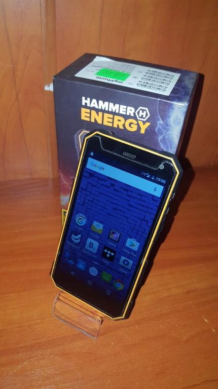 Myphone Hammer Energy Pudelko 8869919221 Oficjalne Archiwum Allegro