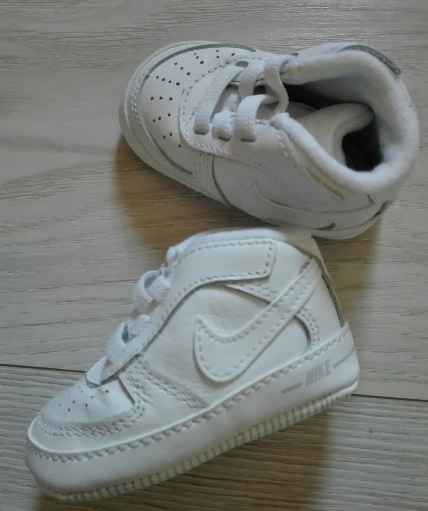 Buciki Nike 9,5 cm