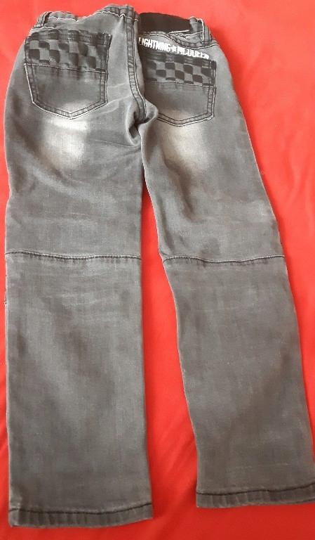 CARS spodnie jeansowe cool club rozm. 116