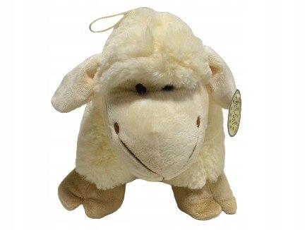 Maskotka poduszka rozkładana owieczka