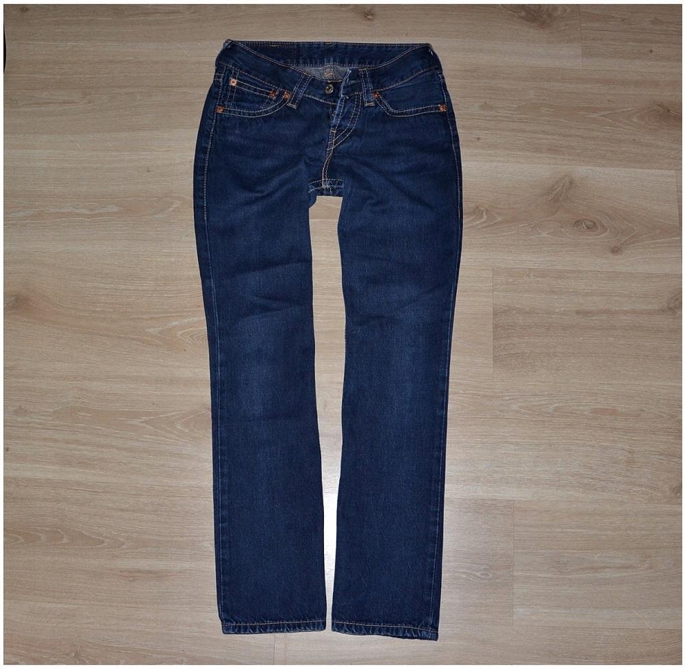 Levis 921 jeans spodnie damskie W30 L32 Pas-78