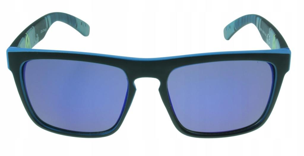 Okulary przeciwsłoneczne E08 NIEBIESKIE lustrzanki