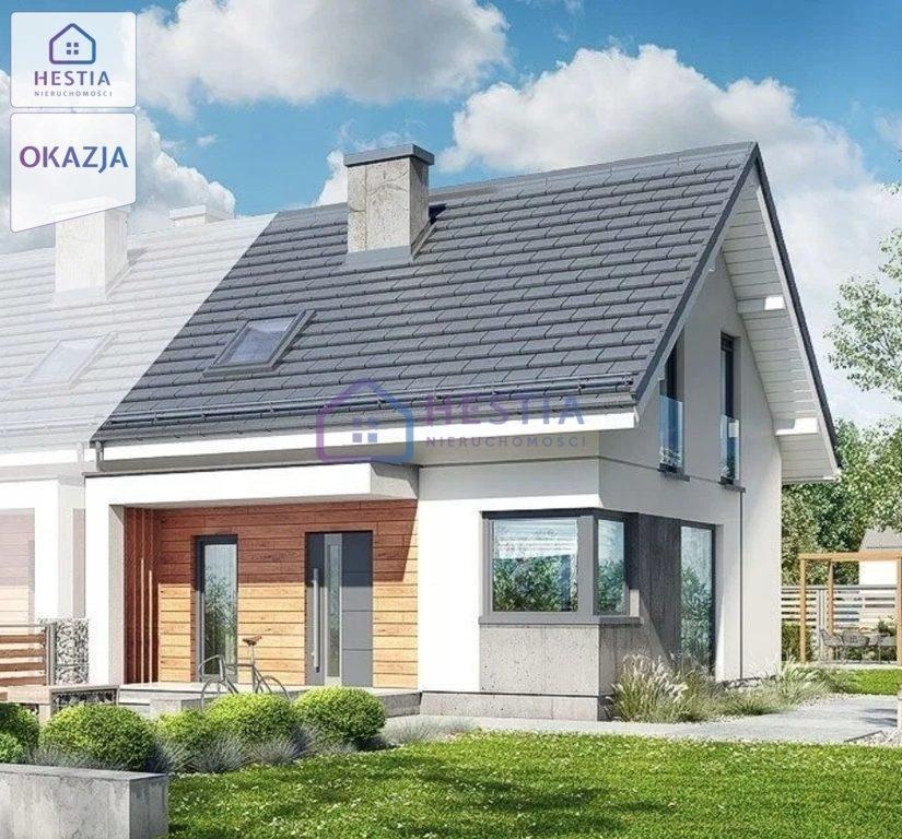 Dom, Grzędzice, Stargard (gm.), 82 m²