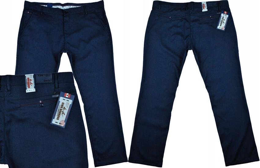 Spodnie męskie wizytowe Kingbon 1246C-T 110 42/32