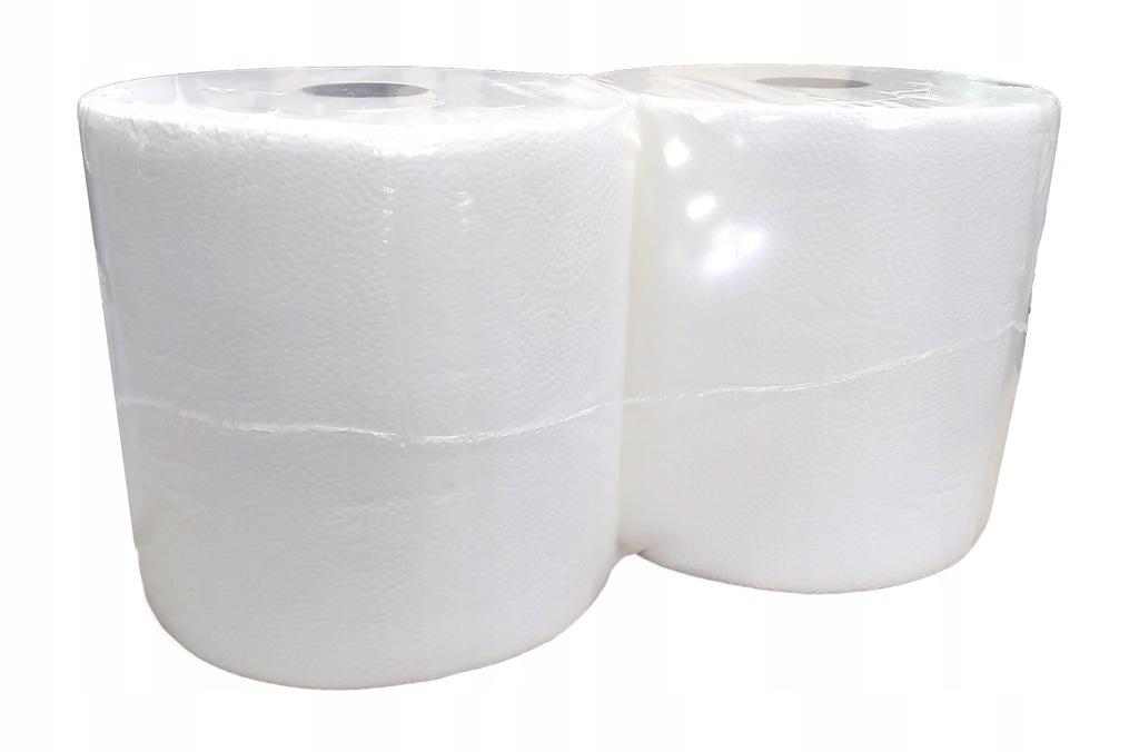 Ręcznik włókninowy Premium biały 1,9kg x 2rolki