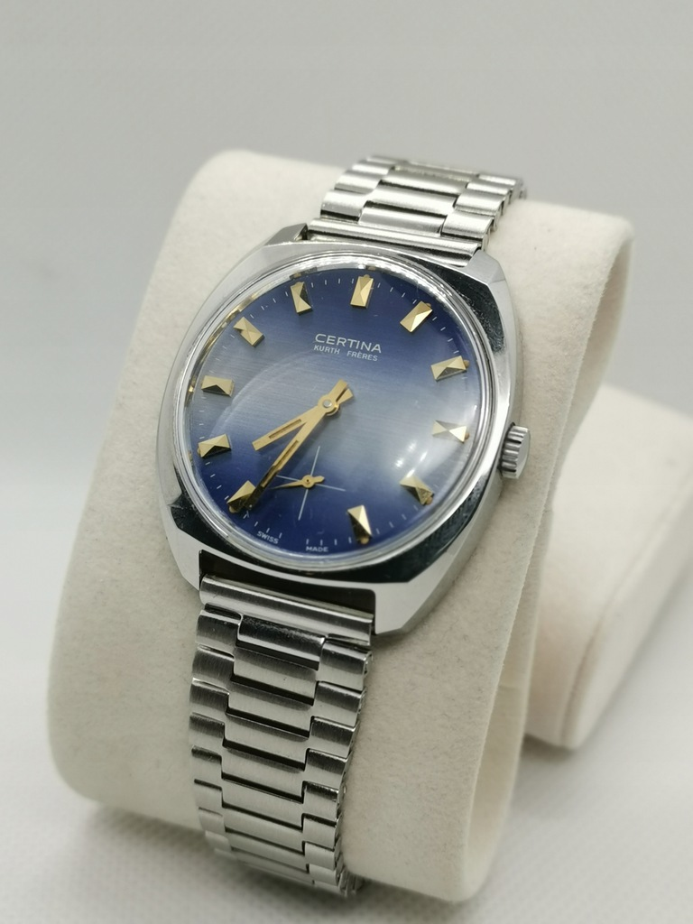 Certina Kurth Freres zegarek 36 mm Stan !!