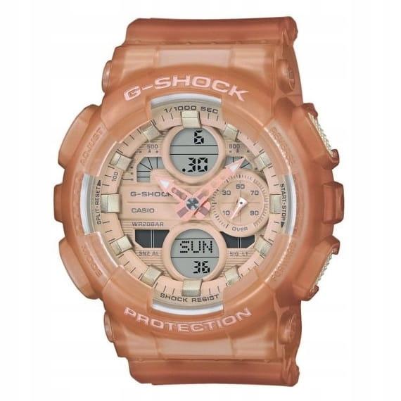 Zegarek damski Casio G-Shock GMA-S140NC-5A1