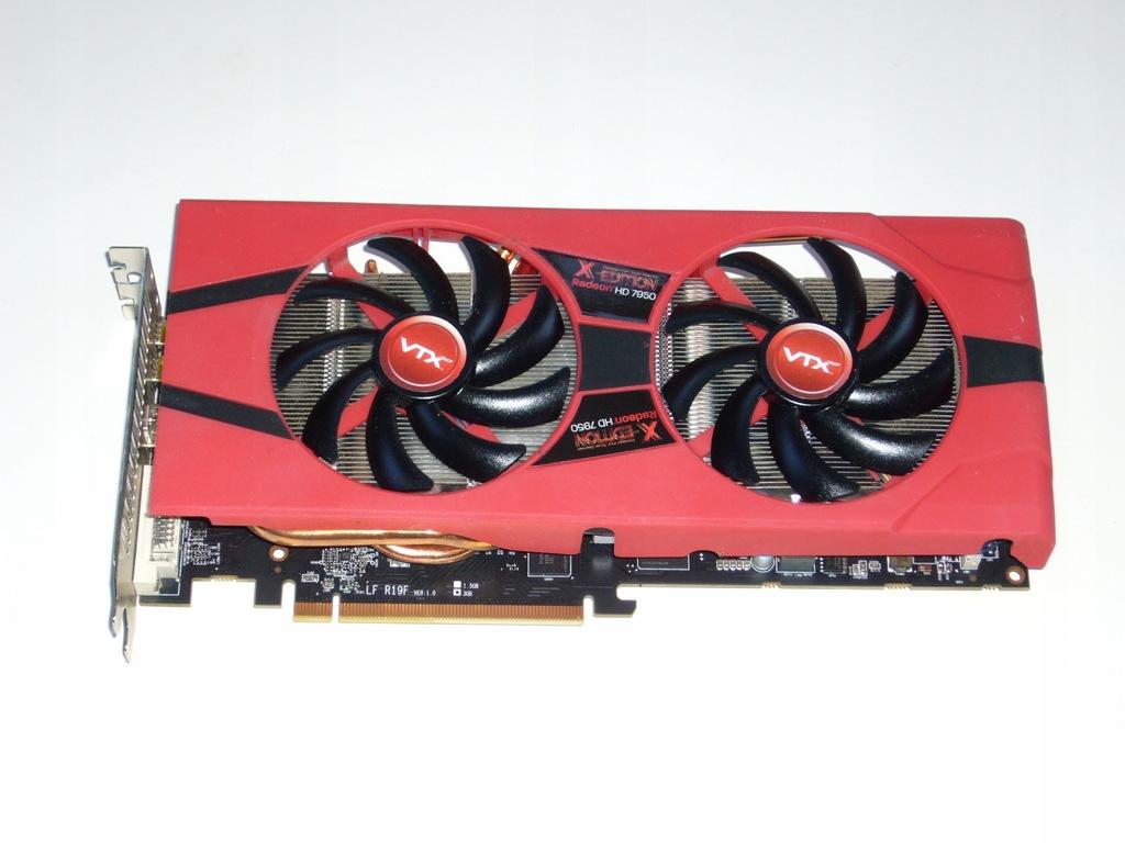 Radeon Hd 7950 3gb Ddr5 384bit Hdmi Dx12 9031585373 Oficjalne Archiwum Allegro