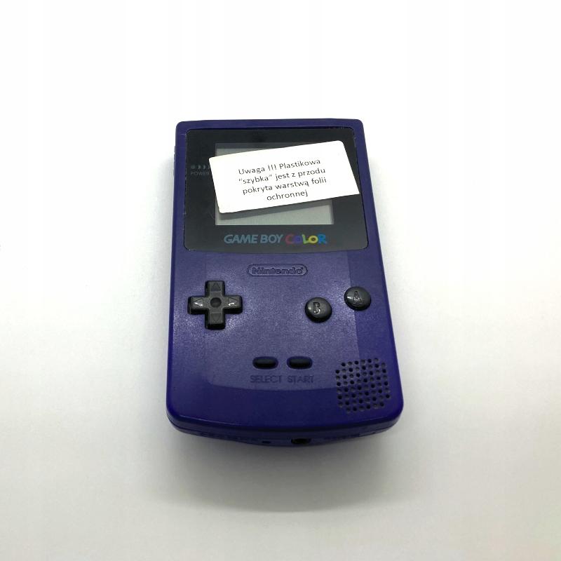 Game Boy Color PIXELRETROSHOP