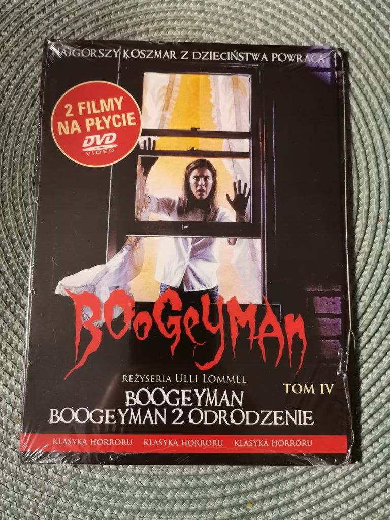 BOOGEYMAN + BOOGEYMAN 2: ODRODZENIE (1980-83)
